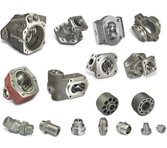 Hydraulics Parts and Fitting